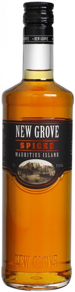 New Grove Spiced With Mauritian Rum