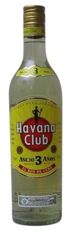 Havanna Club Anejo 3 Anos