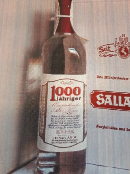1000 Jähriger - Münsterländer Alter Korn