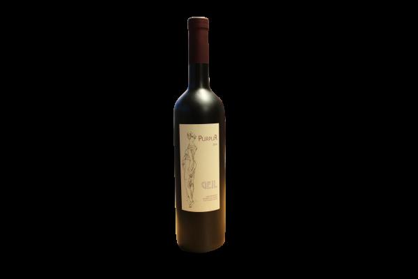 Purpur Cuvée Rotwein halbtrocken