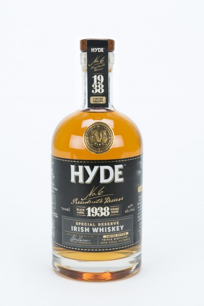 Hyde No. 6 Sherry Finish Spezial Reserve