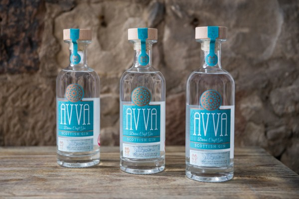 Avva Scottish Divine Craft Gin