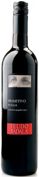 Feudo Badala Primitivo Puglia