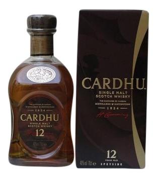 Cardhu 12 J.