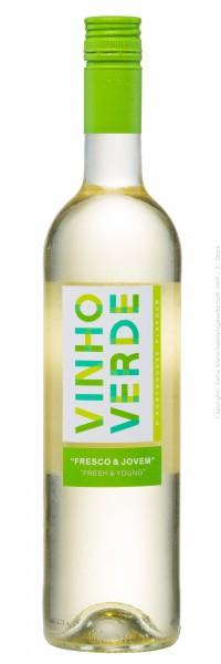 Vinho Verde Branco Fresco e Jovem DOC