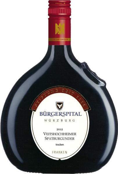 Würzburger Spätburgunder trocken