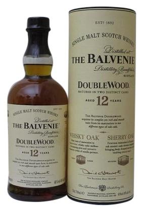Balvenie Doublewood 12 J.