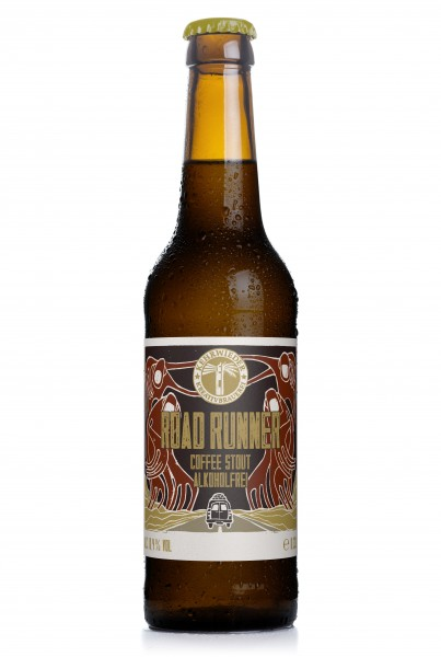 Kehrwieder Road Runner Coffee Stout alkoholfrei