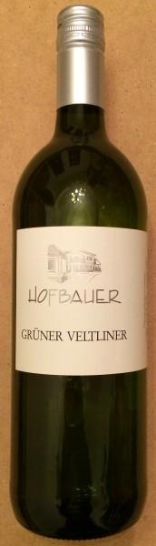 Grüner Veltliner trocken Landwein