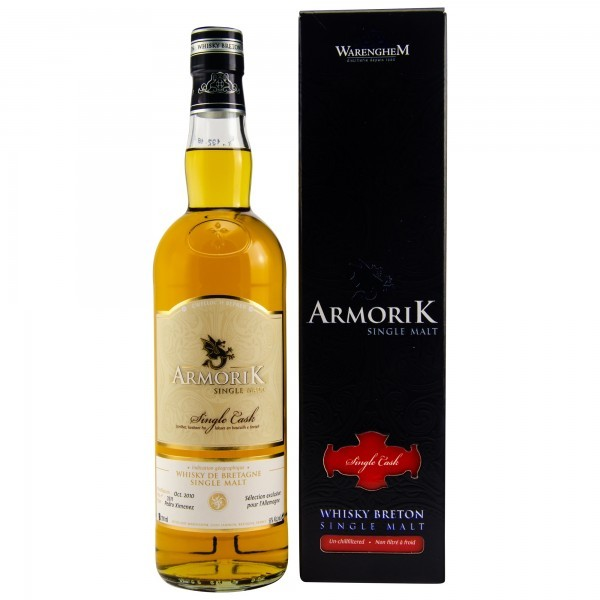 Armorik Single Malt Whisky PX Sherry Fass