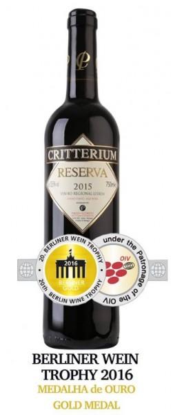 Critterium Reserva Vinho Tinto
