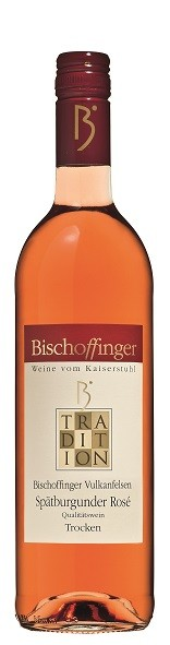 Bischoffinger Spätburgunder Rose trocken