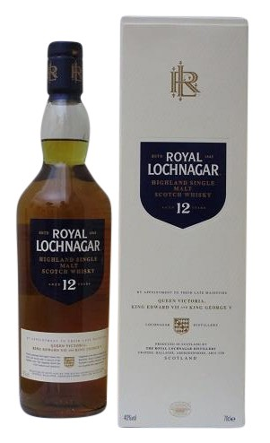 Royal Lochnagar 12 J.