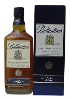 Ballentines 12 J.