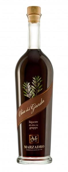 Marzadro Olia del Garda - liquore di olive in grappa