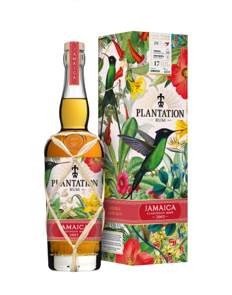 Plantation Jamaica Old Reserve One Time Edition